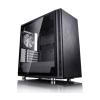 FRACTAL DESIGN Define Mini C Fekete Ablakos Edzett üveg (táp nélküli) (FD-CA-DEF-MINI-C-BK-TG)