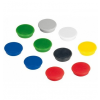 Franken Táblamágnes vegyes színek 32mm FRANKEN 10db/csom