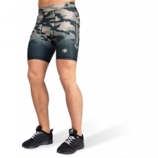 FRANKLIN SHORTS - ARMY GREEN CAMO (ARMY GREEN CAMO) [XL]