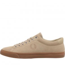Fred Perry Férfi Underspin Suede Shoes Cipő