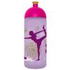 "FREEWATER Kulacs, higiénikus műanyagból, 0,7L, FREEWATER ""Jóga"", lila"