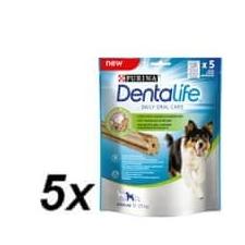 Friskies DentaLife – MEDIUM 5 x 115g vitamin, táplálékkiegészítő kutyáknak