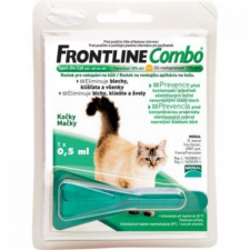 Frontline Combo Macska 0,5 ml élősködő elleni készítmény macskáknak