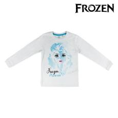 Frozen Gyerek hosszú ujjú póló Frozen 74159 Fehér