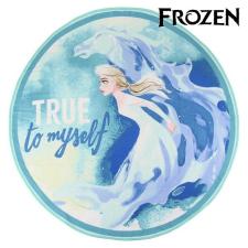 Frozen Strandtörölköző Frozen 75506 Kör alakú Kék strandjáték