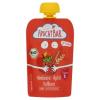 FRUCHTBAR BIO bébidesszert málna almával és gabonával 6 hónapos kortól 100 g