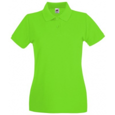 Fruit of the Loom 63-030 LADY FIT Premium női póló LIME XS-XXL méretek