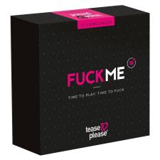 FuckMe - erotikus társasjáték szett (11 részes) társasjáték