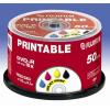 Fuji Film DVD-R 4.7GB 16x Inkjet Consumer hengeres, 50db
