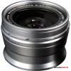FujiFilm WCL-X100 (-;S;T) széles látószögű kamera lencse konverter, ezüst