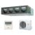 Fujitsu ARYG30LMLE/AOYG30LETL Inverteres Mono Split Légcsatornás Klíma szett