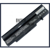 Fujitsu MS2192 4400 mAh 6 cella fekete notebook/laptop akku/akkumulátor utángyártott