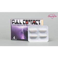 Full Contact Kapszula Férfiaknak 4db potencianövelő