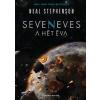 Fumax Kiadó Neal Stephenson-Seveneves-A hét Éva (Új példány, megvásárolható, de nem kölcsönözhető!)