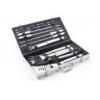 G21 Grillező készlet 17db-os, alumínium kofferben - G21