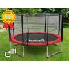 G21 trambulín biztonsági hálóval - 305 cm
