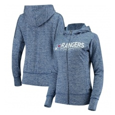G-III Apparel Group New York Rangers női pulóver grey Reciever Full-Zip Hoodie - XL