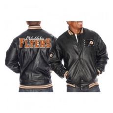 G-III Apparel Group Philadelphia Flyers Kabát Faux Leather - L