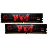 G.Skill Aegis 16GB (2x8GB) DDR4 2400MHz F4-2400C17D-16GIS