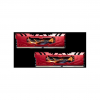 G.Skill KIT (2x8GB) 16GRR Ripjaws 4  DDR4 16GB PC 2400 CL15 (F4-2400C15D-16GRR)