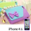 Gadget and Gifts Gyöngy kézitáska tok iPhone hoz