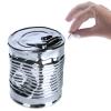 Gadget and Gifts Zúzott konzerv alakú kerámia persely