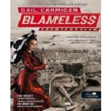 Gail Carriger Blameless - Szégyentelen regény