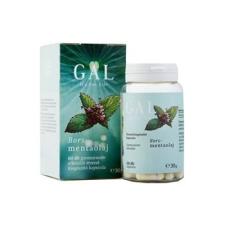 GAL Borsmentaolaj 60 kapszula Synergytech táplálékkiegészítő