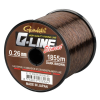 Gamakatsu G-line Element Dark Brown 0,40 755m