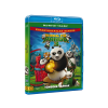 GAMMA HOME ENTERTAINMENT KFT. Kung Fu Panda 3. 3D Blu-ray+Blu-ray