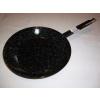 Garcima 24 cm-es zománcozott nyeles serpenyő, szeletsütő