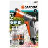 "Gardena Gardena OGS indulókészlet, classic öntözőfejjel 1/2"""