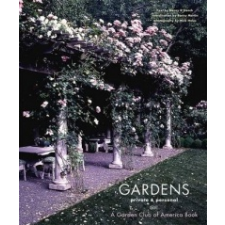 Gardens Private & Personal – Nancy D´Oench idegen nyelvű könyv