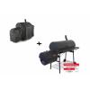 Garthen Kerti XXL mozdony grill + takaró ponyva