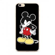 Gegeszoft Disney szilikon tok - Mickey 011 Samsung A125 Galaxy A12 fekete (DPCMIC7954) tok és táska