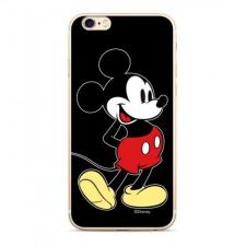 Gegeszoft Disney szilikon tok - Mickey 027 Samsung G995 Galaxy S21 Plus (2021) fekete (DPCMIC18769) tok és táska