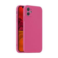 Gegeszoft Fosca Apple iPhone 12 Pro Max 2020 (6.7) pink szilikon tok tok és táska