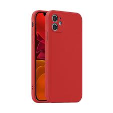 Gegeszoft Fosca Apple iPhone 12 Pro Max 2020 (6.7) piros szilikon tok tok és táska
