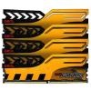 Geil DDR4 16GB 2400MHz Geil Evo Forza Yellow CL16 KIT4 (GFY416GB2400C16QC)