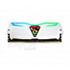 Geil DDR4 16GB 3000MHz GeIL Frost White Super Luce RGB LED CL16 KIT2 (GLWC416GB3000C16ADC)