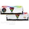 Geil DDR4 8GB 2400MHz GeIL Super Luce White RGB Sync CL16 KIT2 (GLWS48GB2400C16DC)