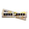 Geil DDR4 8GB 2400MHz GeIL White Dragon Black IC CL16 KIT2 (GWB48GB2400C16DC)
