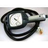Geko Profeszionális kerékfuvató levegős pisztoly (órával) 0-12bar