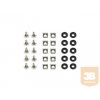 Gembird 19'' mounting screws set (50 pcs)