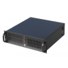 "Gembird 19"" Rack-mount chassis (3U) fekete"