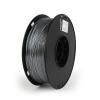 Gembird 3D nyomtatószál(izzószál) PLA PLUS, 1,75 mm, 1 kg ezüst
