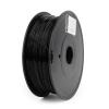 Gembird 3D nyomtatószál (izzószál) PLA PLUS, 1,75 mm, 1 kg, fekete