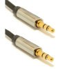 Gembird audio kábel Jack 3.5mm apa / Jack 3.5mm apa, 1m
