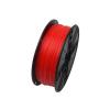 Gembird Filament Gembird ABS Fluorescent Red ; 1;75mm ; 1kg