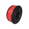 Gembird Filament Gembird TPE FLEXIBLE Red ; 1;75mm ; 1kg